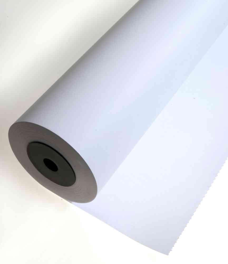 Papier für Schnittmuster, Schnittpapier weiß 120g,90cm/ca. 95 lfm ...